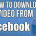 Can You Download Videos From Facebook