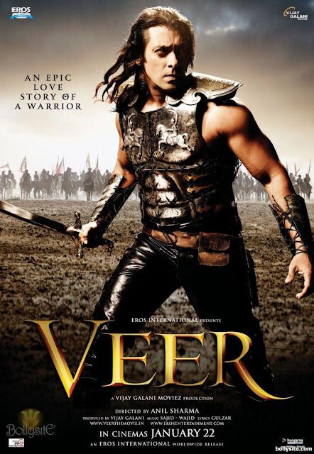 Veer Hindi Movie 2010