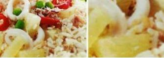 Resep Nasi Goreng Seafood Spesial Bakso Sehat