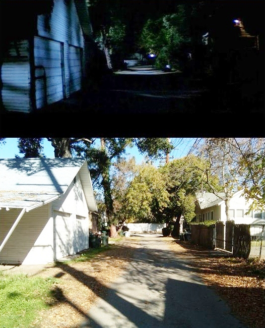 Then Amp Now Movie Locations Halloween Ii 1981