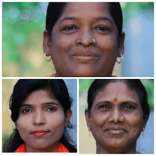 ekta-parishad-awarded-three-women