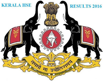 kerala hse results 2016