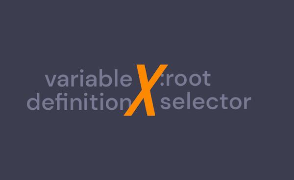 Kombinasi Skin Variable Definition dan :root Selector di Blogger