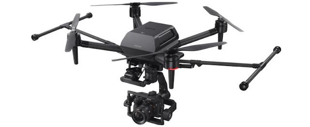 Airpeak S1: svelato il primo drone professionale di Sony