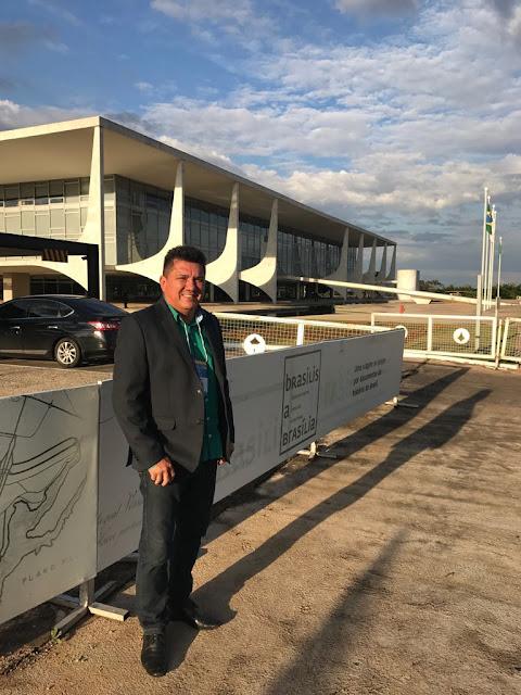 Prefeitura de Sete Barras participa, da XX Marcha a Brasília em Defesa dos Municípios