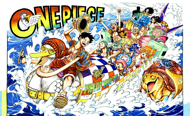 Spoiler OP 958 I Bahas Misteri Chapter 957 I jadwal rilis one pieceI pembahasan manga