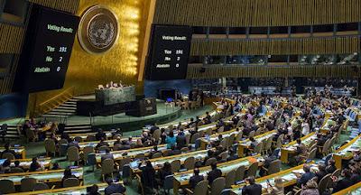 Israel ganha cadeira em comitê da ONU pela primeira vez