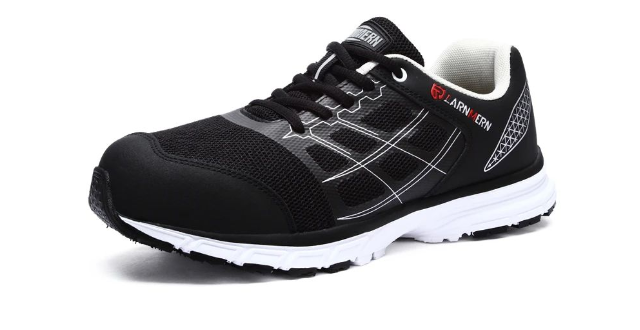 Up to 60% OFF Clearance Shoes LARNMERN MENS WORK SAFETY SHOES
