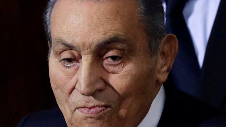 وفاة الرئيس الأسبق محمد حسنى مبارك عن عمر يناهز 92 عاما