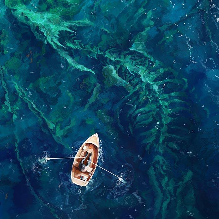 Dragon Bones By Stefan Koidl Wallpaper Engine