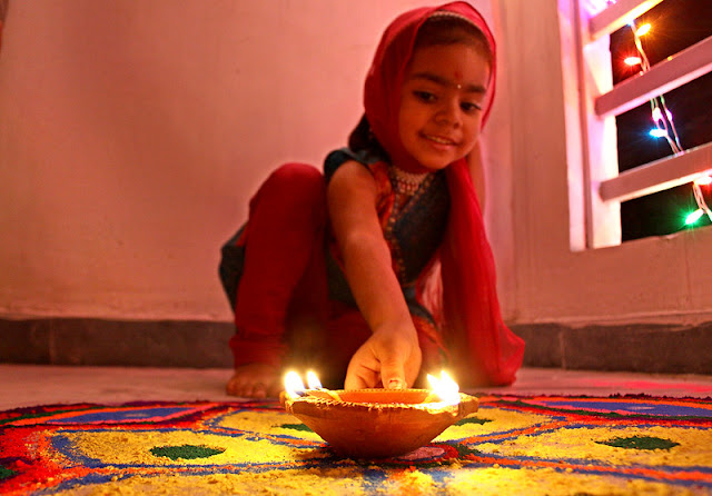 diwali in schools
