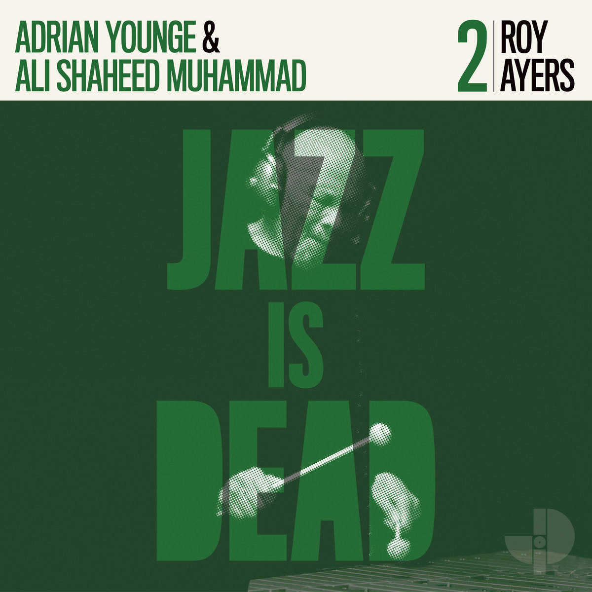 Roy Ayers JID 002 | Jazz is Dead - 002 | Albumtipp