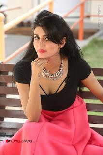 Telugu Actress Harini Stills at Dhyavudaa Movie Teaser Launch  0212.JPG