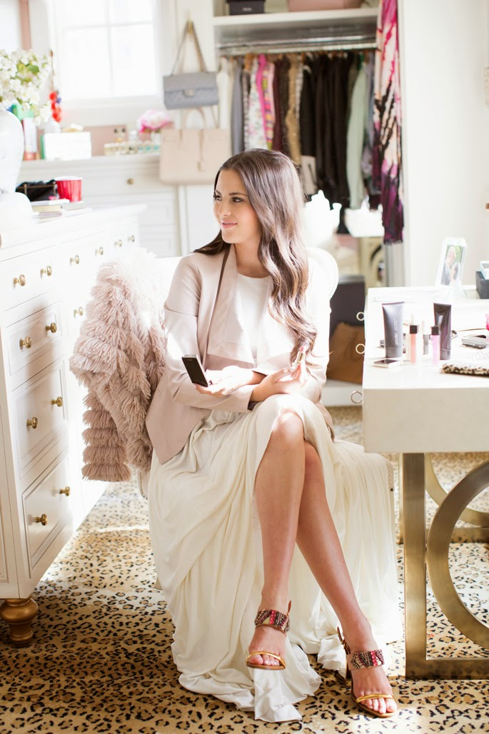 Blogger Style : Rach Parcell by  Pink Peonies
