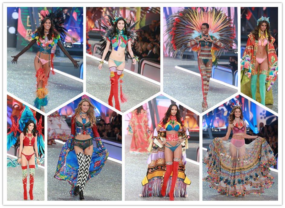 2016 Victoria's Secret Fashion Show - The Road Ahead