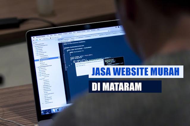 Jasa Pembuatan Website di Mataram Lombok