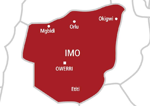 Imo House Of Assembly Not On Fire - Police