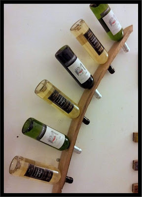 Botellero de Pared