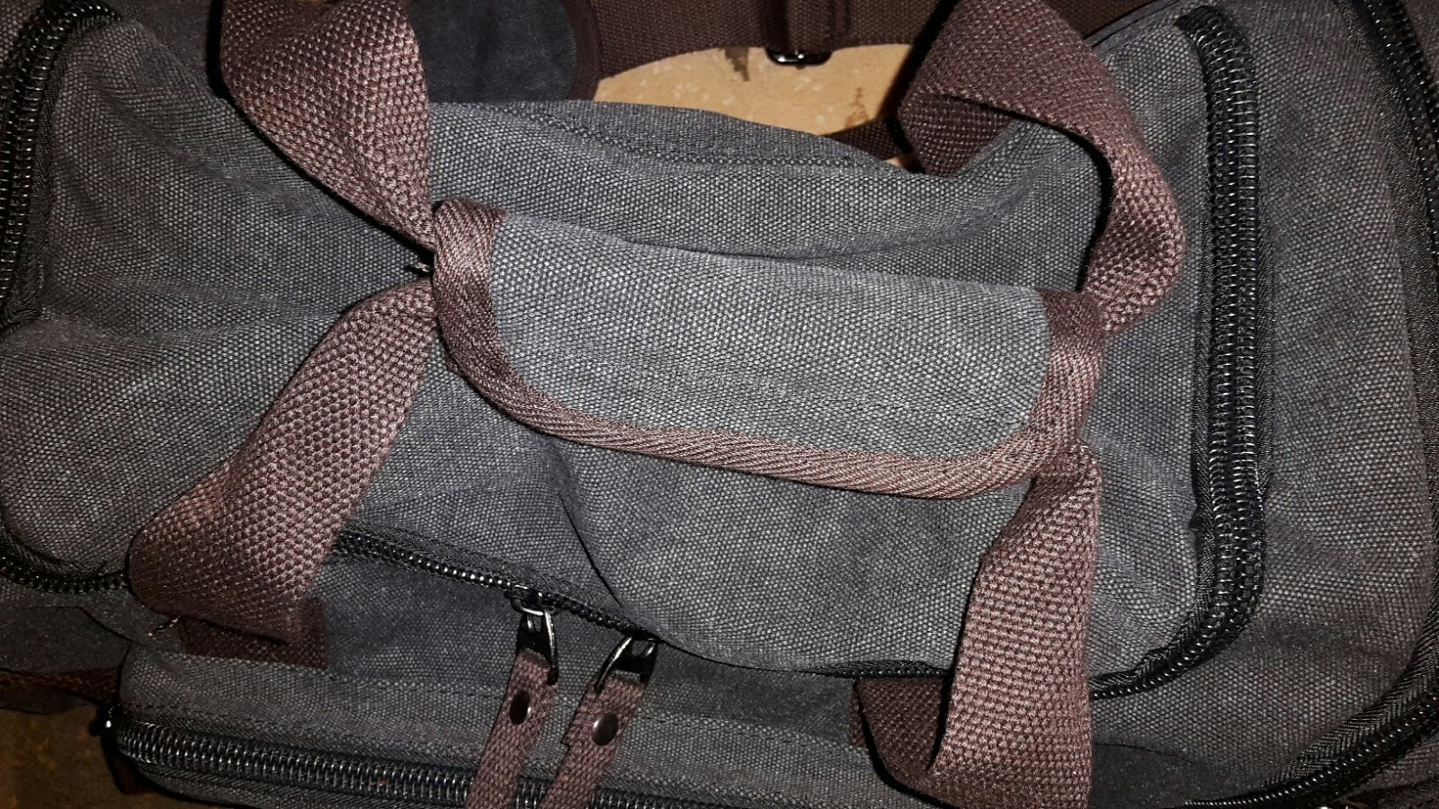 Laser Entfernungsmesser Im Handgepäck : Monas blog: fafada 40l canvas sporttasche reisetasche großräumige