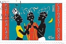 Selo Carnaval Dodo