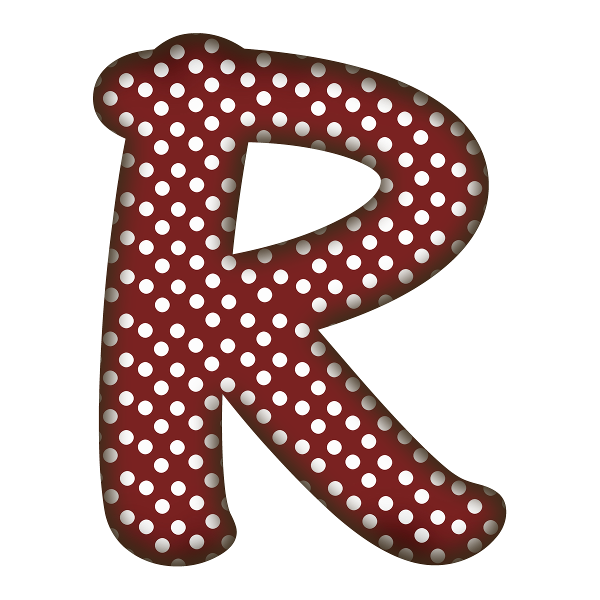 GRANNY ENCHANTED'S BLOG: Free Burnt Red Polka Digi ...