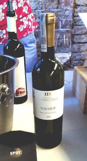 Valmus winnica płochockich