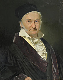 Gauss (Wikipedia)