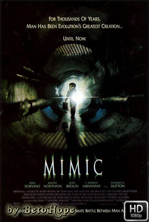 Mimic [1080p] [Latino-Ingles] [MEGA]
