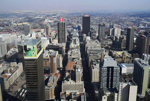 Joanesburgo – África do Sul