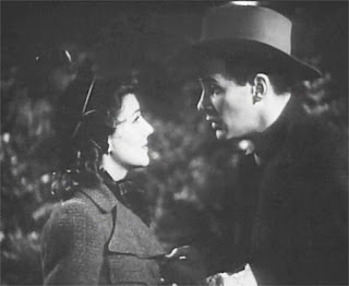 Jean Parker and Richard Carlson in Beyond Tomorrow (1940)