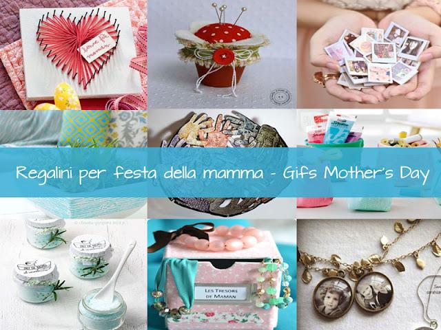 Eccezionale 15 Regali fai da te per la Festa della mamma - Kreattivablog IH62