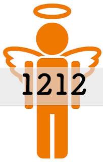 エンジェルナンバー 1212