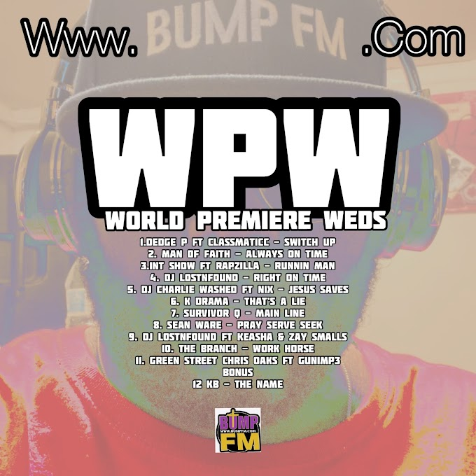 World Premiere Weds - April 7th 2021