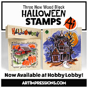 New Ai Stamps At Hobby Lobby!