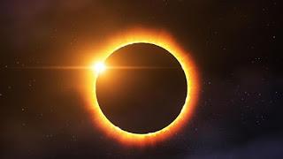 Hari Ini 13 Daerah di Jateng Bisa Nikmati Fenomena Gerhana Matahari Cincin