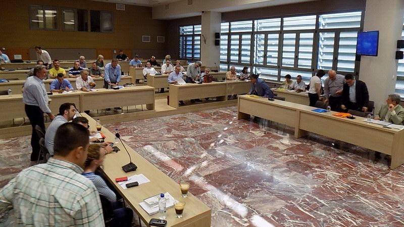 Συνεδριάζει το Περιφερειακό Συμβούλιο ΑΜ-Θ
