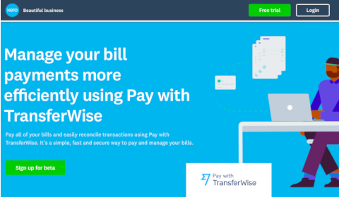 Xero – Pay with TransferWise