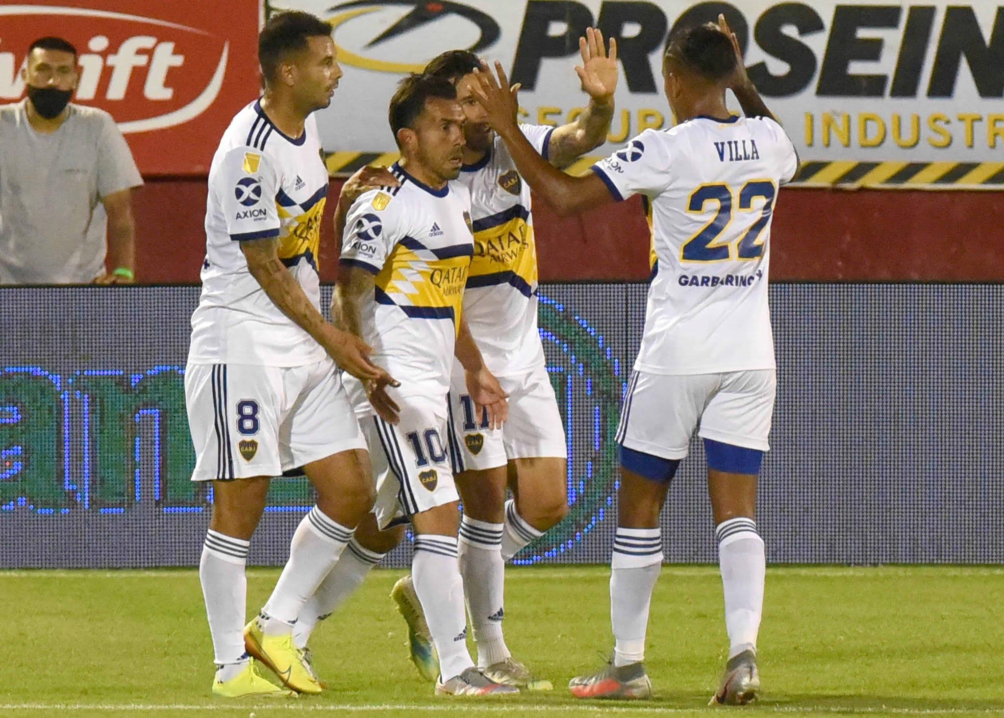 Boca extiende su racha en Rosario ante Newell's