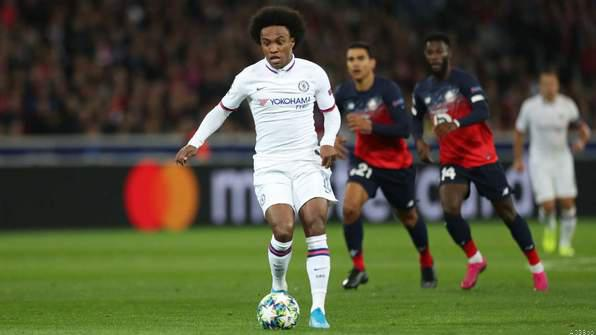 Highlight: Wilian Stunner Seals Chelsea Win