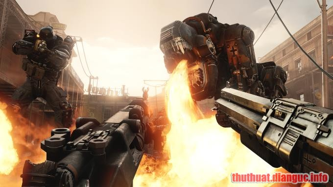 Download Game Wolfenstein II: The New Colossus Full Crack, Game Wolfenstein II: The New Colossus, Game Wolfenstein II: The New Colossus free download, Game Wolfenstein II: The New Colossus full crack, Tải Game Wolfenstein II: The New Colossus miễn phí