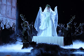 Verdi Falstaff - Anna Devin - photo Royal Opera House
