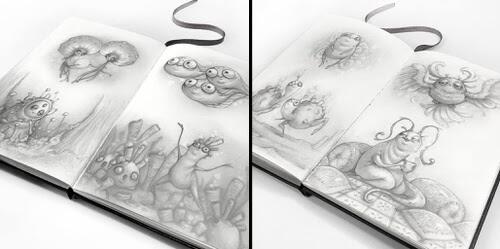 00-Drawings-of-Creatures-Stella-Bialek-www-designstack-co