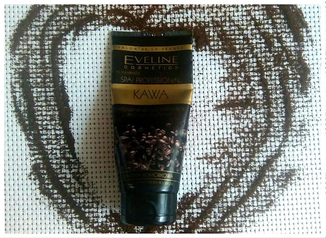 Kawowy peeling do ciała , Eveline- recenzja #25