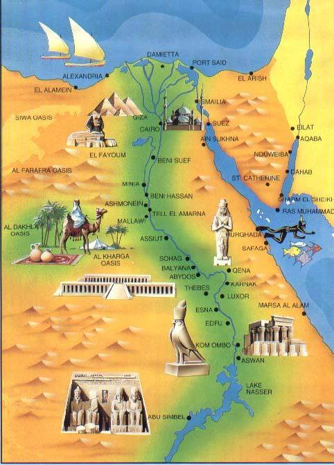 Egito Antigo | História da Civilização Egípcia
