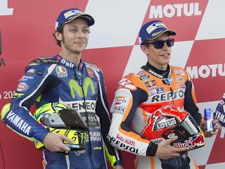 Rossi: Iannone Terlalu Agresif