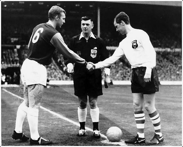 West Ham Preston North End 1964