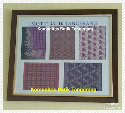 Jual batik tangerang