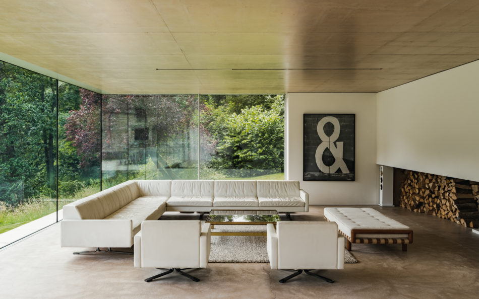 Décor Inspiration: Richard Found's Ultra-modern Country House In The Cotswolds
