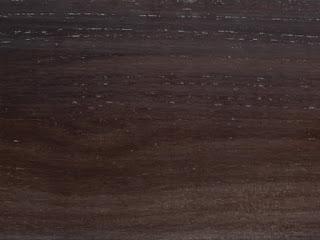 チーク無垢フローリング着色塗装(ウォールナットカラー)