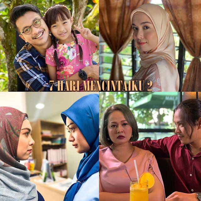 Drama 7 Hari Mencintaiku 2